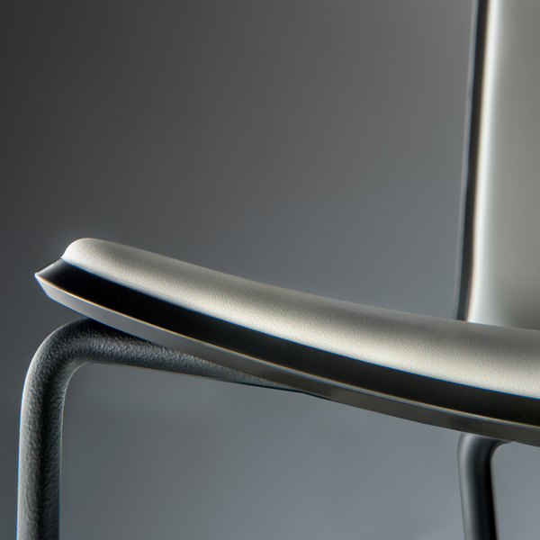 Tweet 897 chair from Pedrali, designed by Marc Sadler