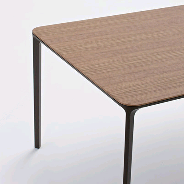 Slim Wood Extending dining table from Sovet