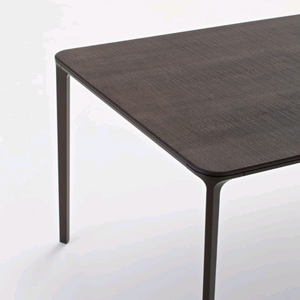 Slim Wood dining table from Sovet