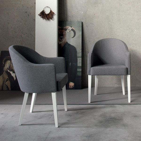 Tosca chair from Sedit