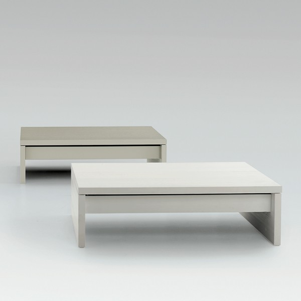 Single coffee table from Sedit