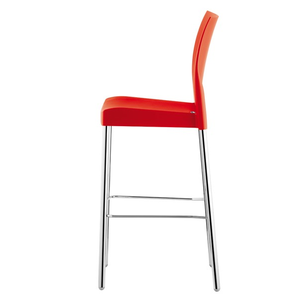 Ice 806 stool from Pedrali, designed by Dondoli and Pocci
