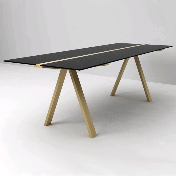 Traverso Cantilever dining table from Valsecchi