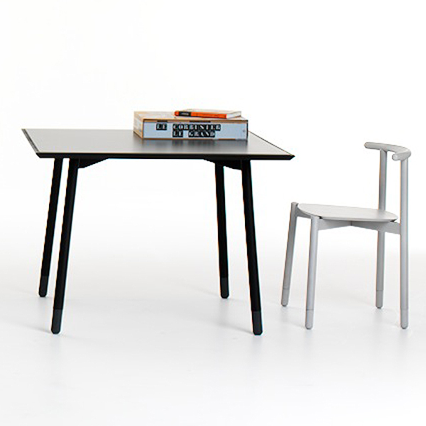 Stick Square Table dining from Valsecchi