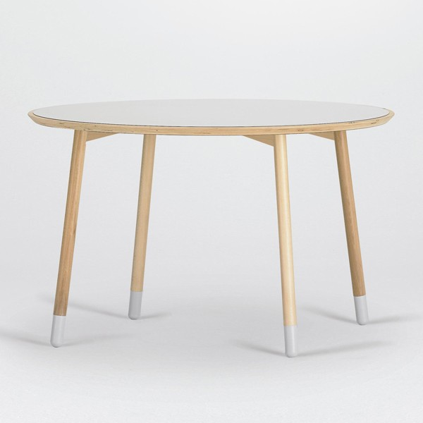 Stick Round Table dining from Valsecchi