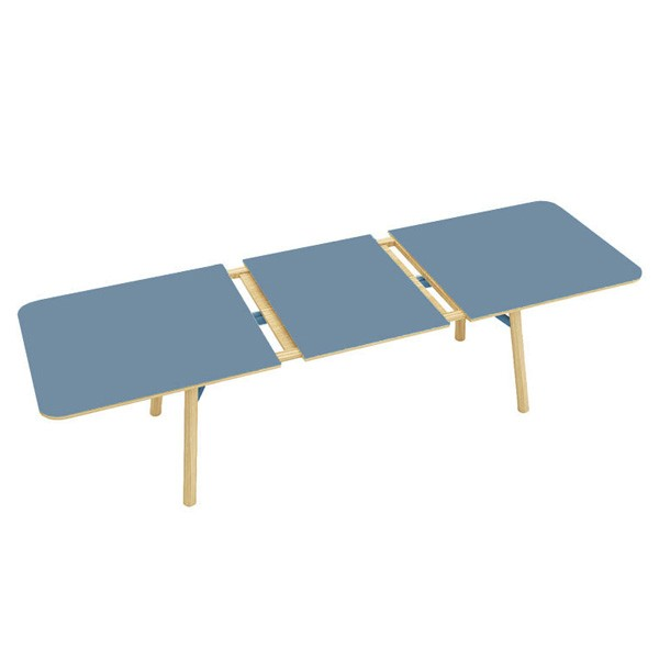 Table One, dining table from Valsecchi