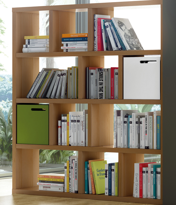 Berlin bookcase from TemaHome