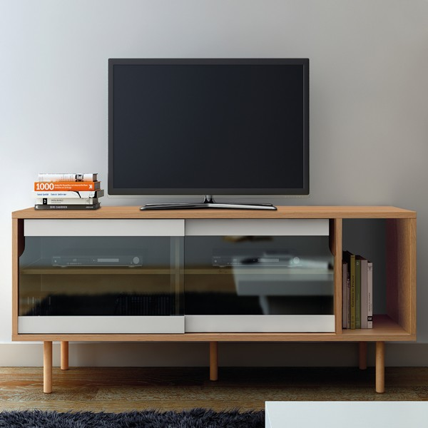 Dann Sideboard (Glass Doors) from TemaHome