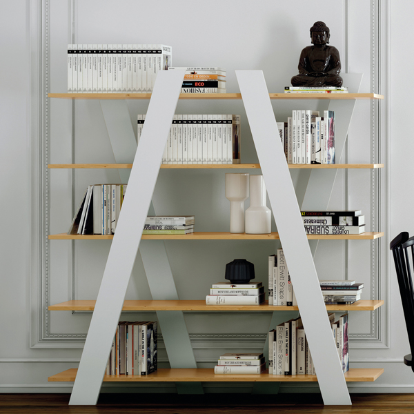 Wind bookcase from TemaHome