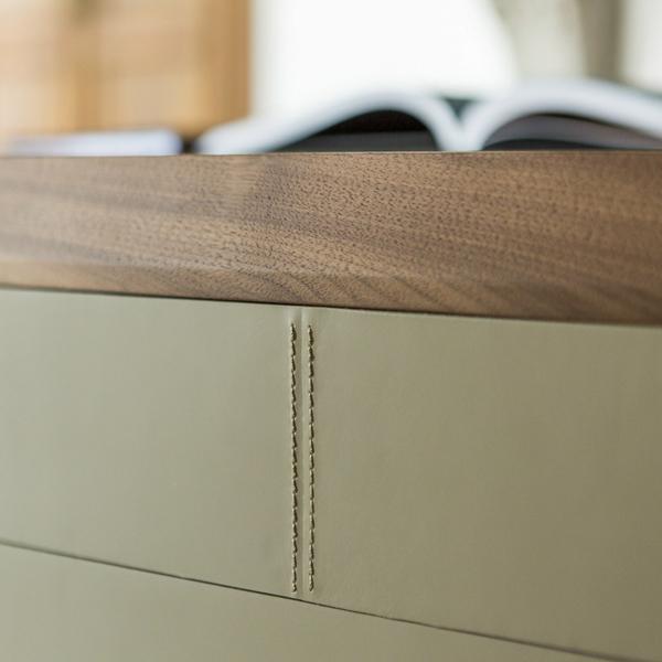 Flavio desk from Porada, designed by U. Asnago