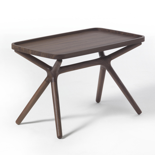 Ics end table from Porada