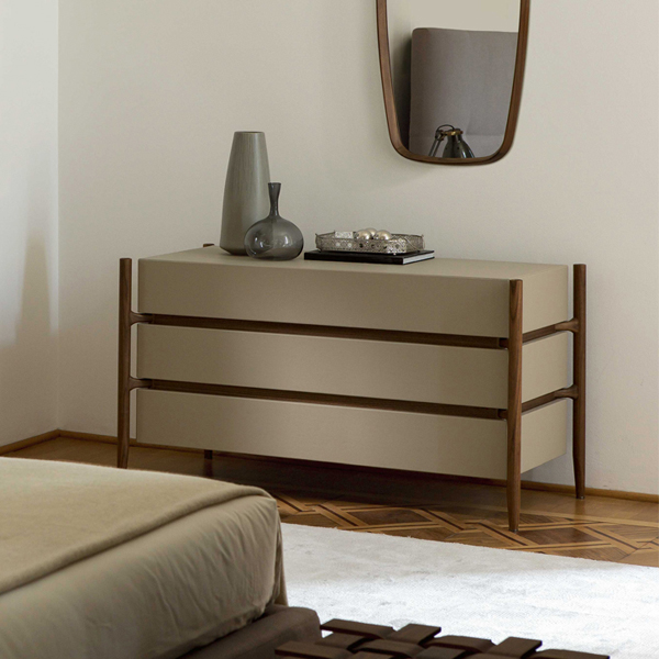 Regent 1 cabinet from Porada, designed by T. Colzani