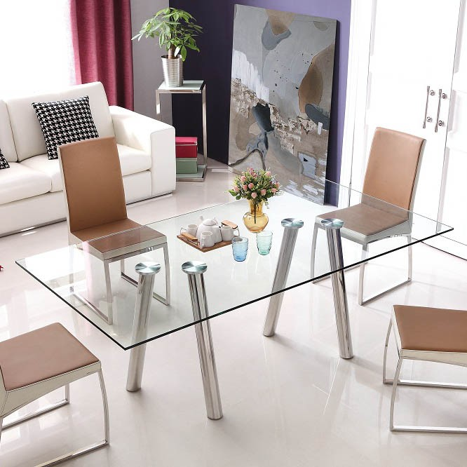 Potenza dining table from Viva Modern