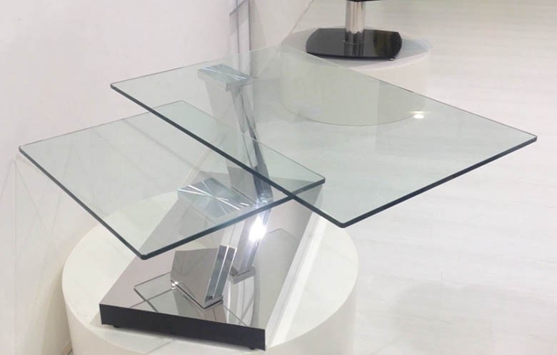 Swing Square coffee table from Viva Modern