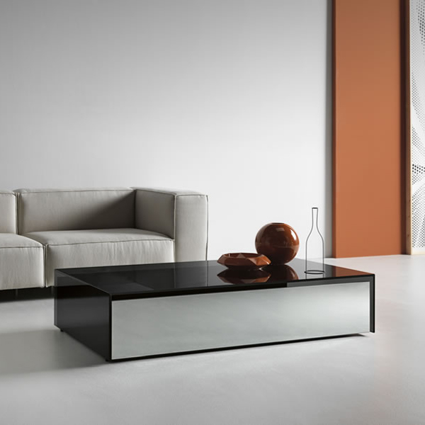Gotham Coffee Table from Tonelli, designed by Leonardi Marinelli
