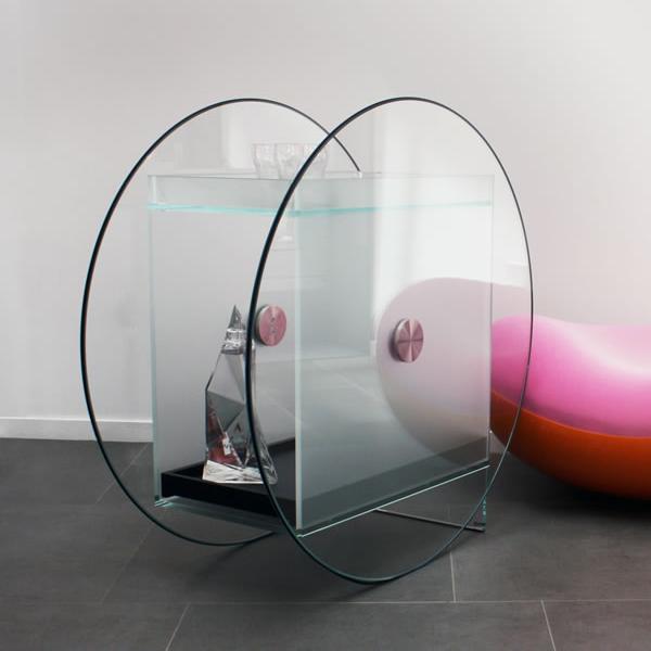 Kart accessory from Tonelli, designed by Karim Rashid