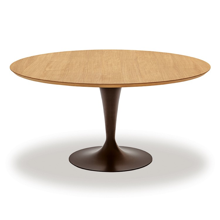 Flute Wood dining table from Sovet