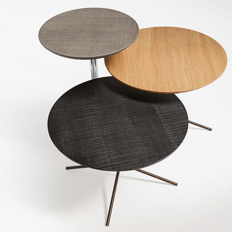 Genius Wood coffee table from Sovet