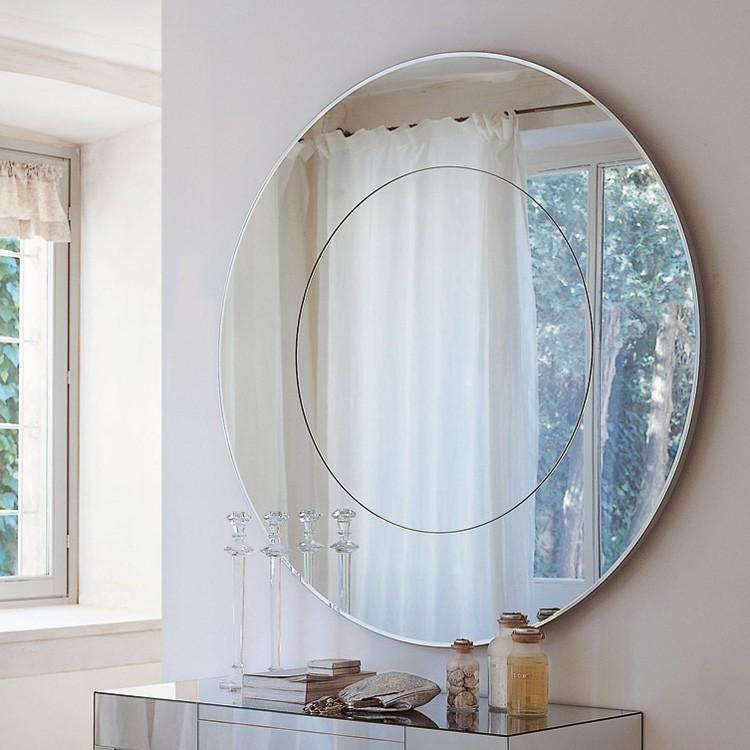 Four Seasons Glass mirror from Porada, designed by Opera Design
