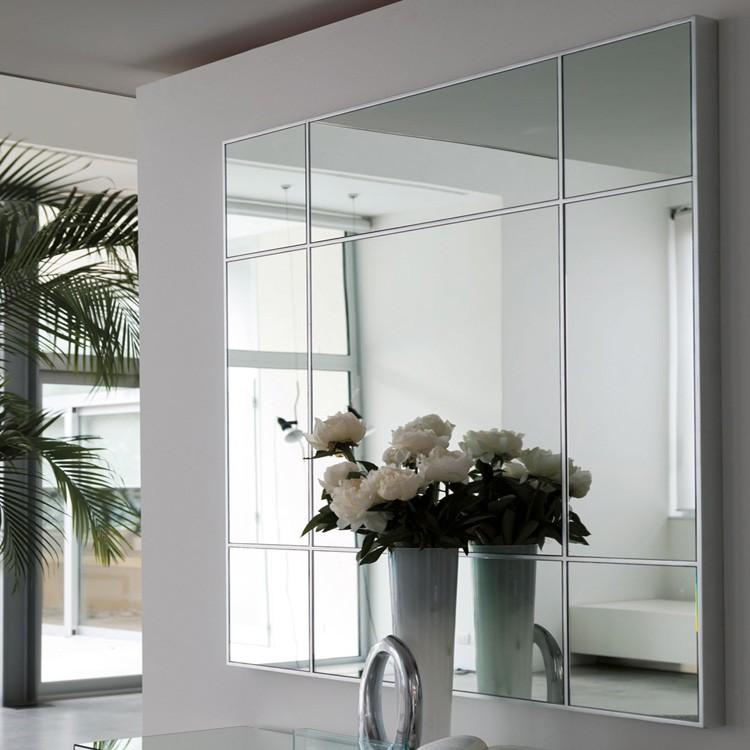 Four Seasons Quadratto mirror from Porada