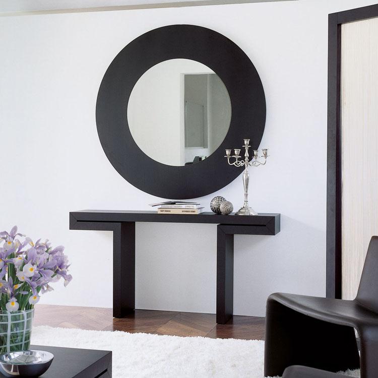 Four Seasons Tondo mirror from Porada
