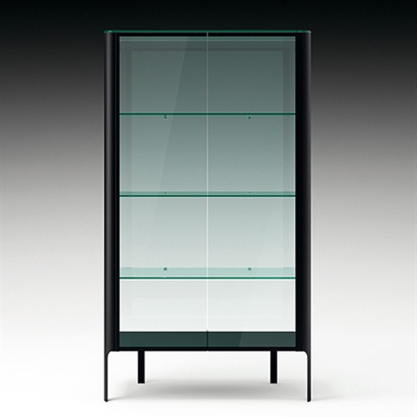 Aura cabinet from Fiam, designed by Patrick Jouin