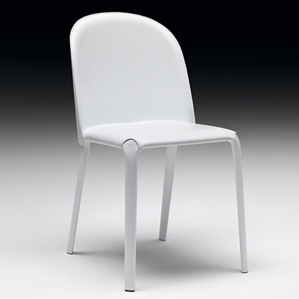 Bacall chair from Fiam, designed by This Weber
