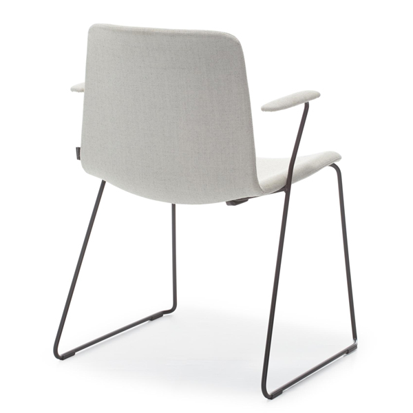 Tweet Soft 898/2 chair from Pedrali, designed by Marc Sadler