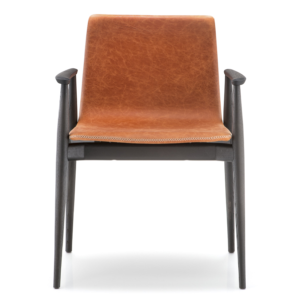 Malmo 396 chair from Pedrali, designed by CMP Design