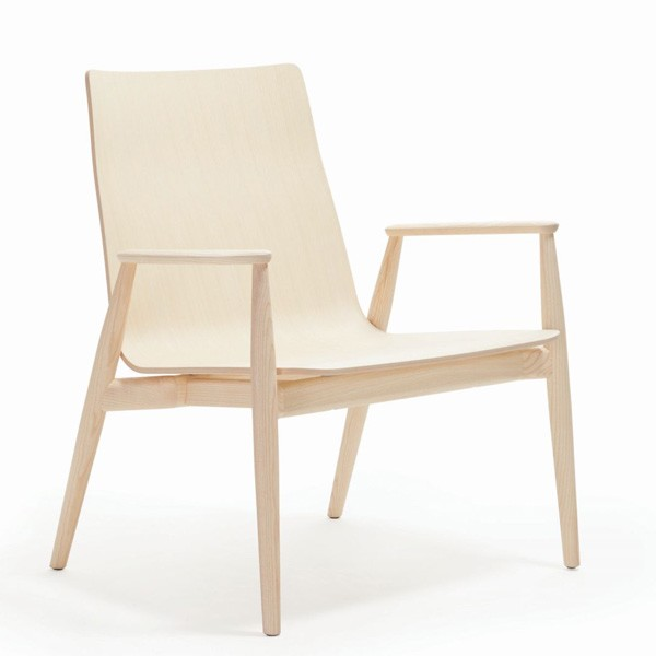 Malmo Relax 299 lounge chair from Pedrali