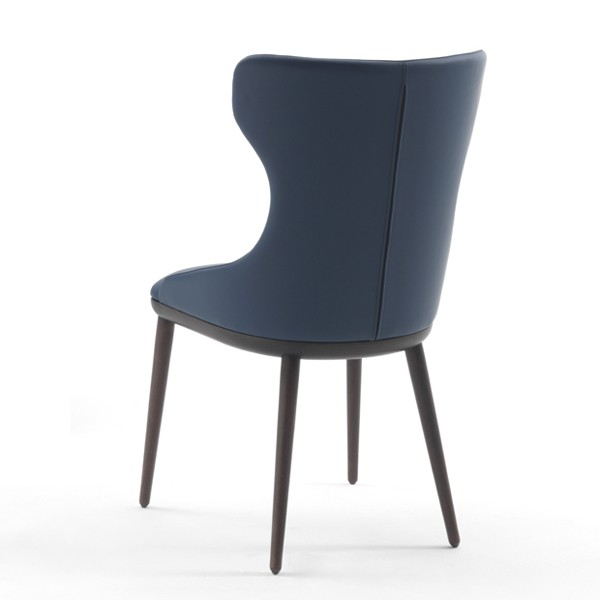 Andy lounge chair from Porada, designed by C. Ballabio