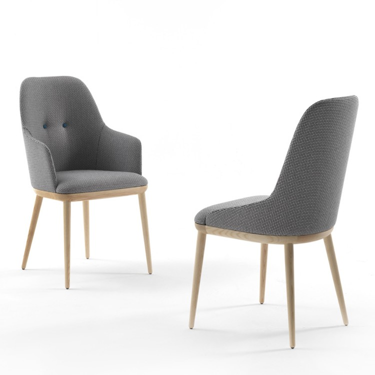 Connie chair from Porada, designed by C. Ballabio