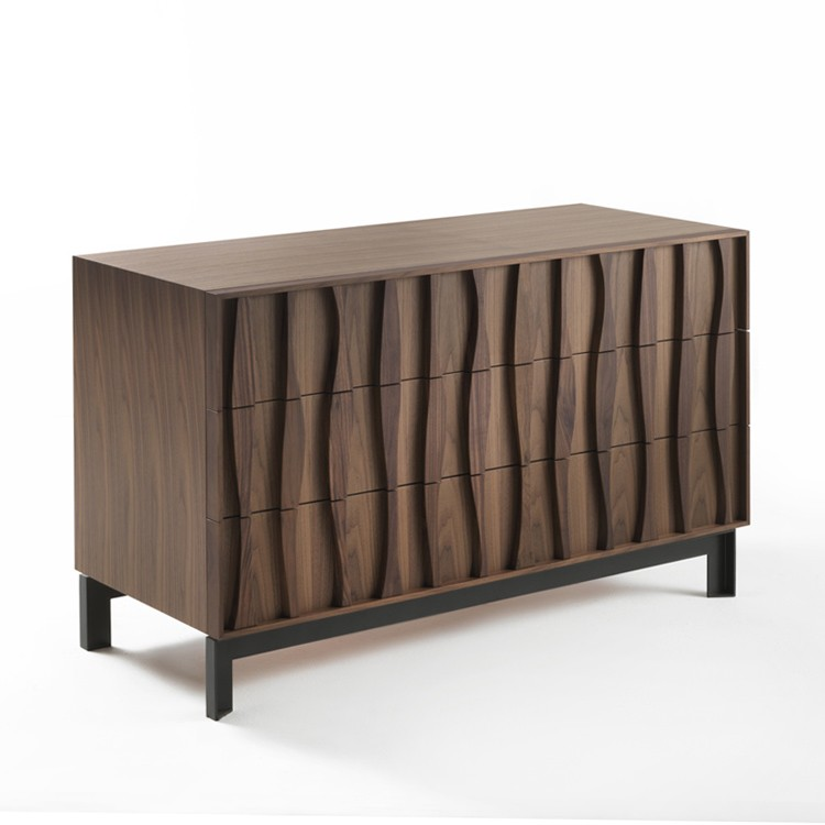 Masai Cassettiera cabinet from Porada, designed by M. Marconato and T. Zappa