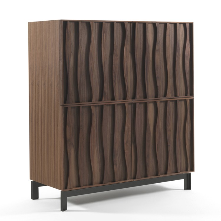 Masai Madia cabinet from Porada, designed by M. Marconato and T. Zappa