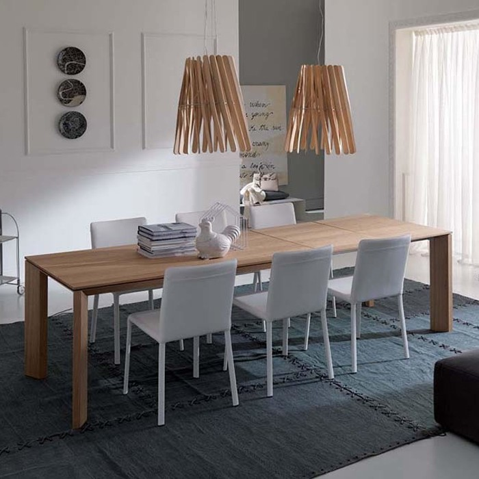 Milanodue T211 dining table from Ozzio