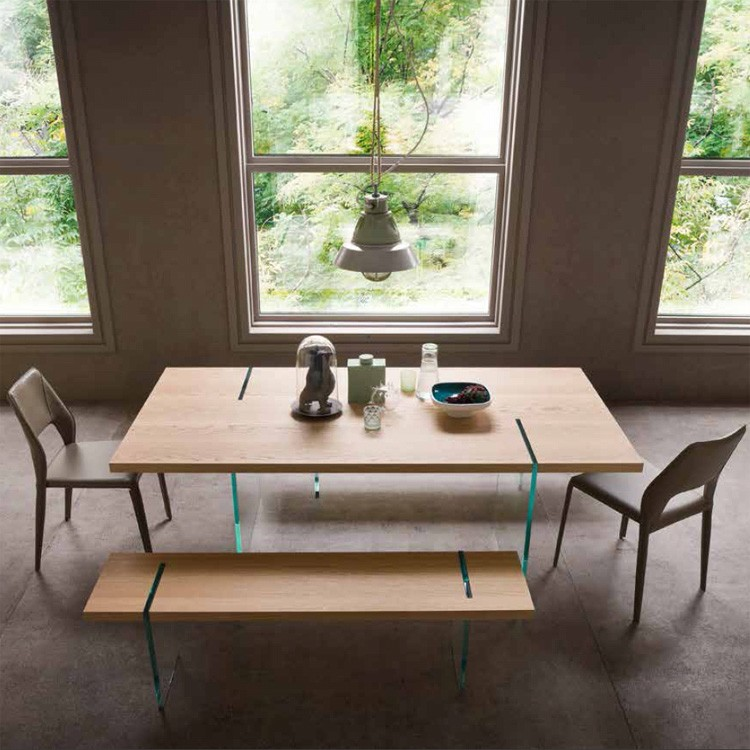 Reflex dining table from Sedit