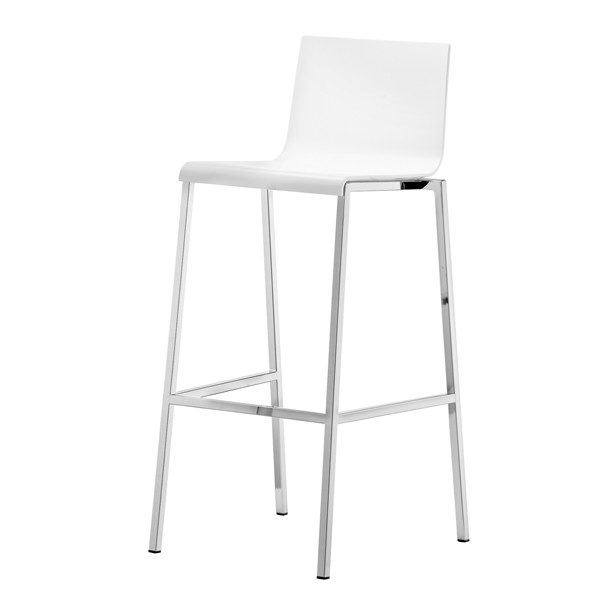 Kuadra TP Stool from Pedrali, designed by Pedrali R&D