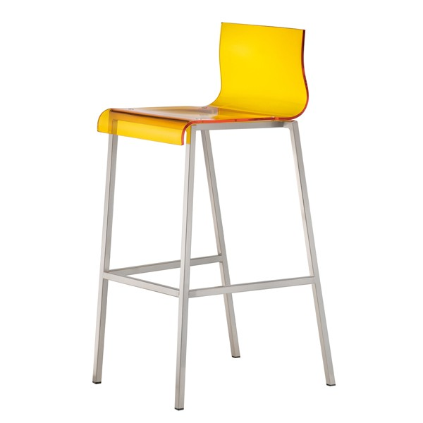 Kuadra ME Stool from Pedrali, designed by Pedrali R&D
