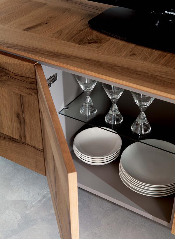 Alizee X300 cabinet from Ozzio