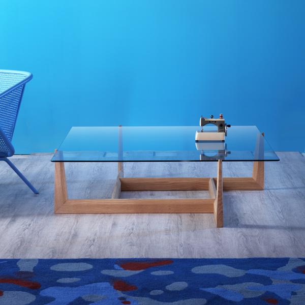 Gaudo coffee table from Miniforms