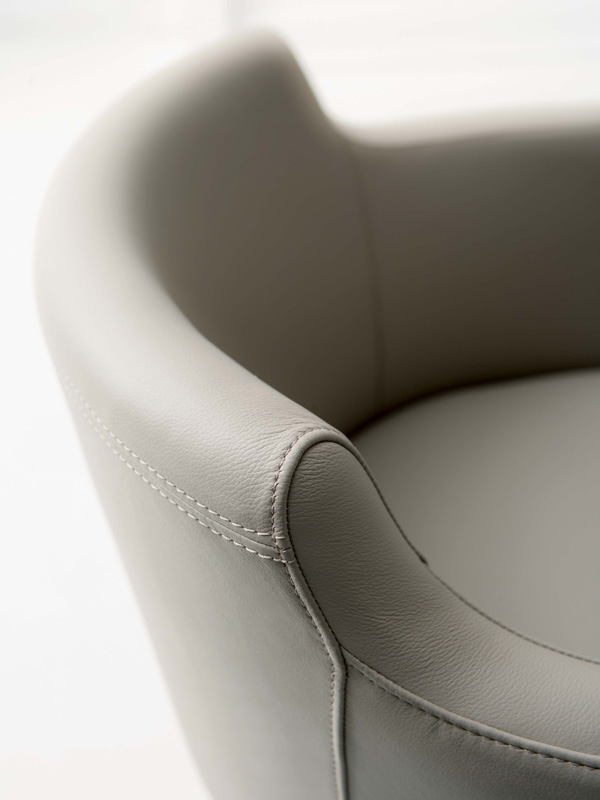Boogie S297 chair from Ozzio