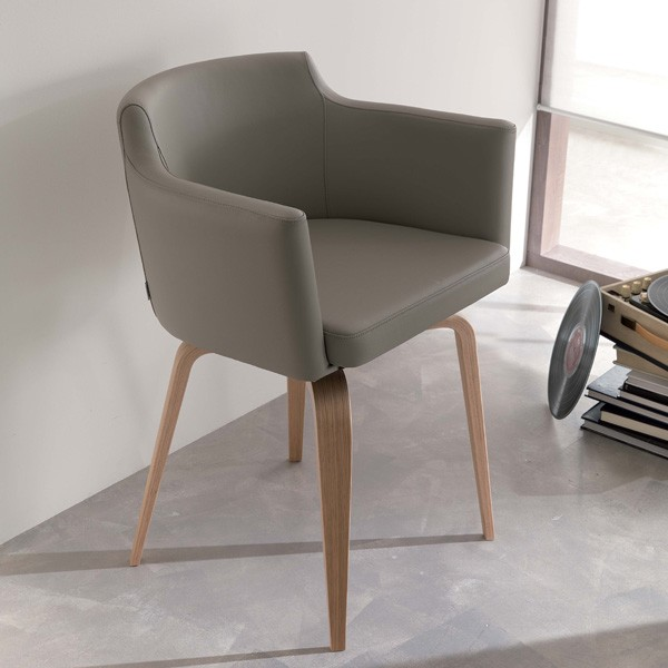 Rock S298 chair from Ozzio