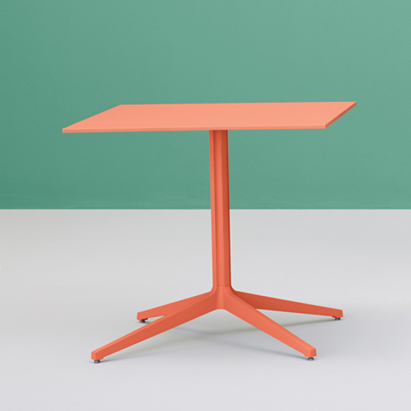 Ypsilon 4 Color dining table from Pedrali