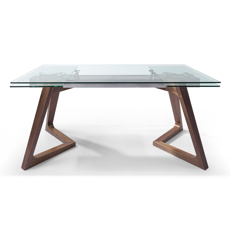 Delta, dining table from Whiteline