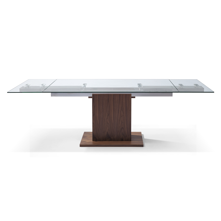 Pilastro, dining table from Whiteline