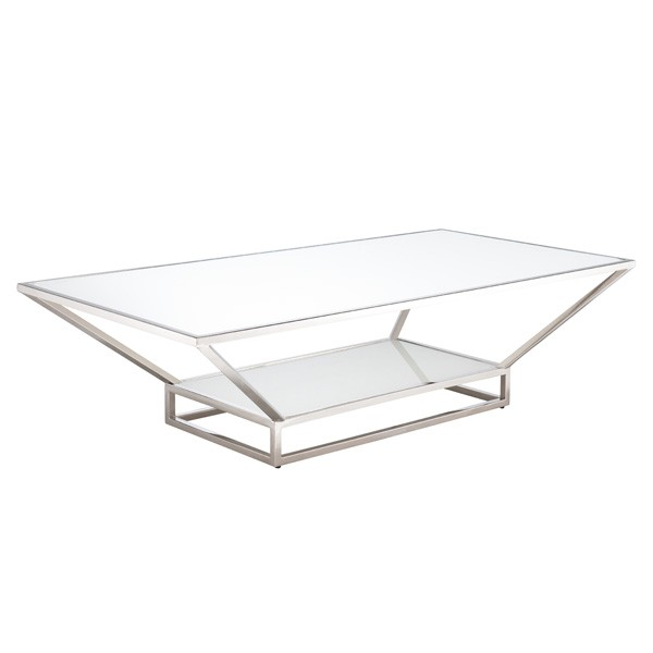 Fluidity R, coffee table from Whiteline