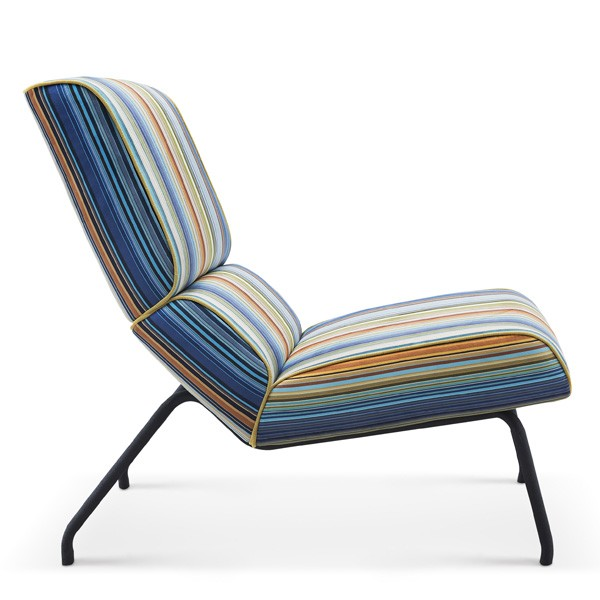 Elouise lounge chair from Whiteline