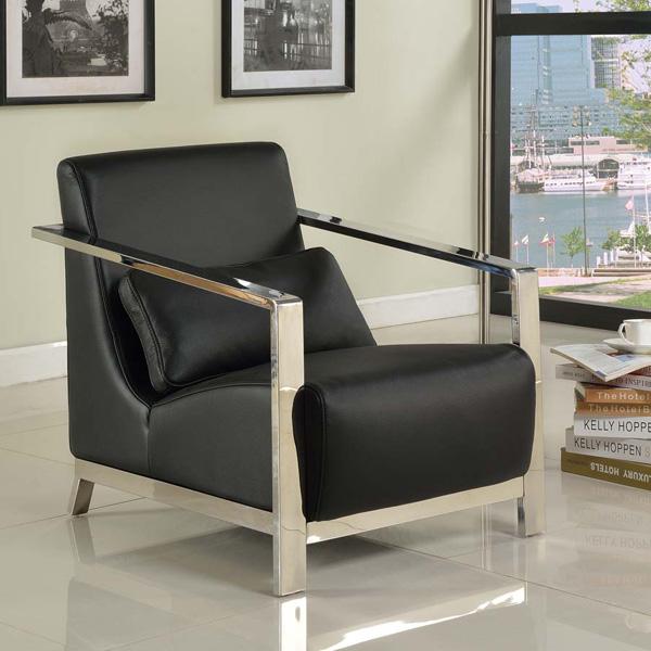 Erika lounge chair from Whiteline