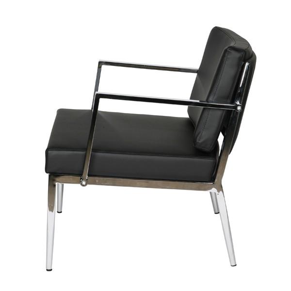 Nancy lounge chair from Whiteline