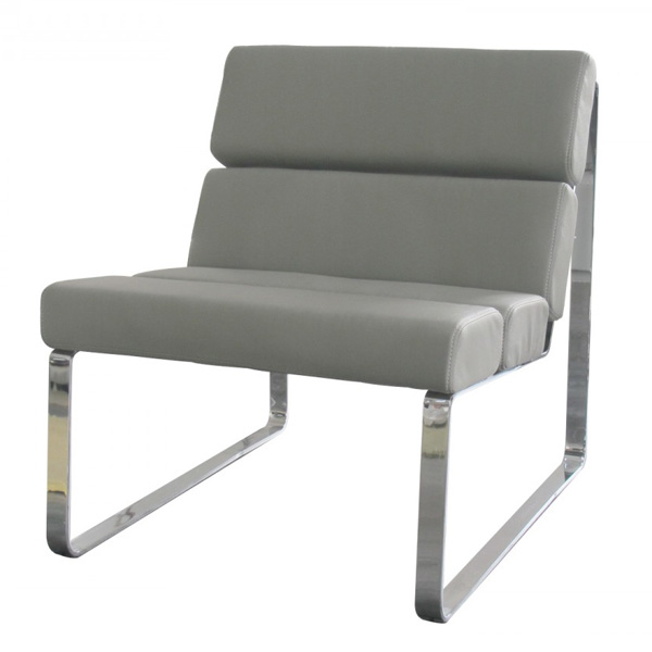 Angel lounge chair from Whiteline